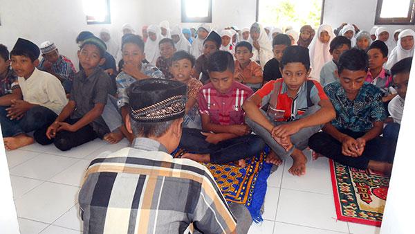 Jamaah-Kelas-7-(Pondok-Ramadhan-1436-H-Sang-Dewo)