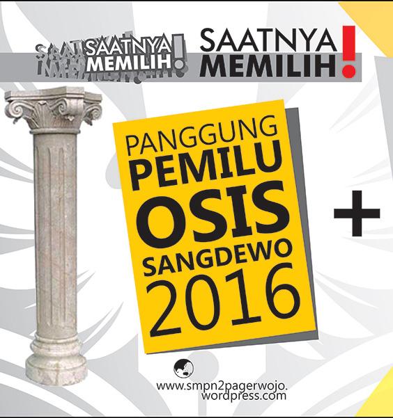 Usai Gelar Debat Sangdewo Pilih Ketua Osis Smpn 2 Pagerwojo